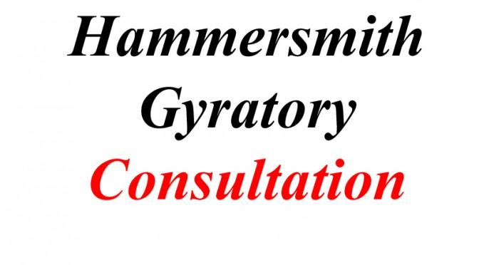 HammersmithGyratoryConsultationy